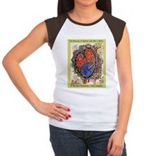AutismHeart Women's Cap Sleeve T-Shirt