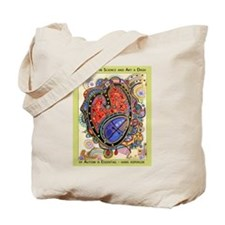 AutismHeart Tote Bag
