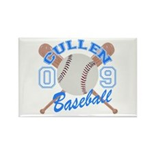 Cullen Baseball 09 Rectangle Magnet