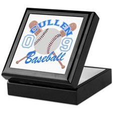 Cullen Baseball 09 Keepsake Box