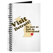 Visit Detroit, Its Not as Bad Journal