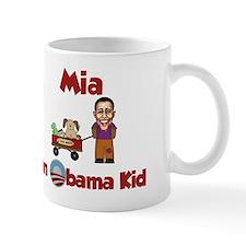 Mia - an Obama Kid Mug