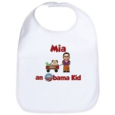 Mia - an Obama Kid Bib