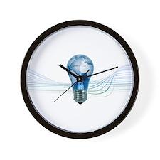 Thinking Big Wall Clock