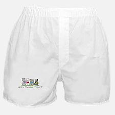 Cute Westie art Boxer Shorts