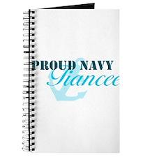 Proud Navy Fiancee Journal