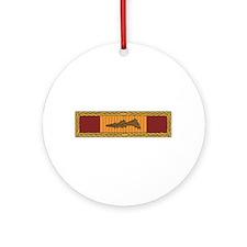 Vietnam Gallantry Ornament (Round)