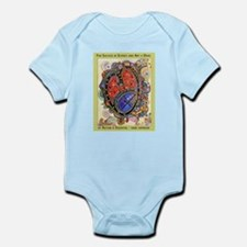 AutismHeart Infant Bodysuit