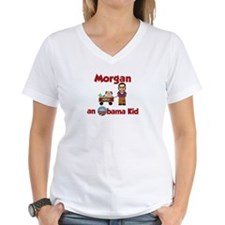 Morgan - an Obama Kid Shirt