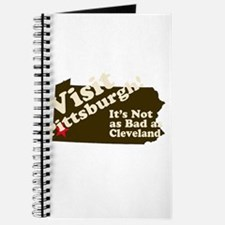 Visit Pittsburgh, It's Not as Journal