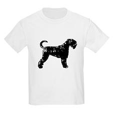 Black Russian Terrier Kids T-Shirt