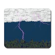 City Storm Mousepad