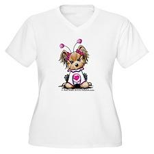 Love Bug Yorkie T-Shirt
