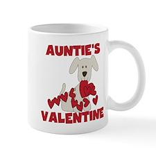 Dog Auntie's Valentine Mug