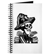 Calavera Porfirista Journal