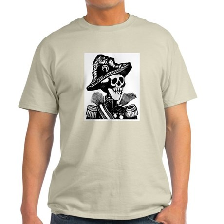 Calavera Porfirista Light T-Shirt