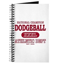 Dodgeball Journal
