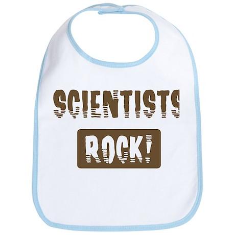 Scientists Rocks Bib