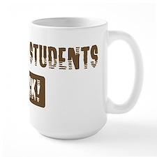 Zoology Students Rocks Mug