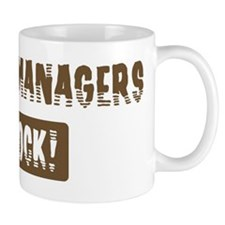 Sales Managers Rocks Mug