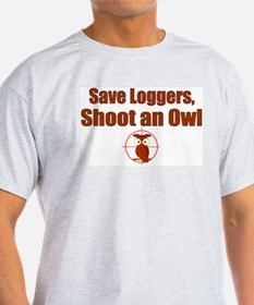 Shoot Owl T-Shirt