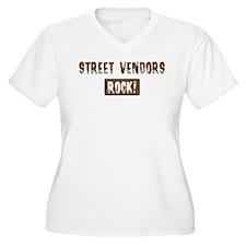 Street Vendors Rocks T-Shirt