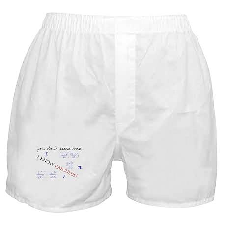 Calculus Boxer Shorts
