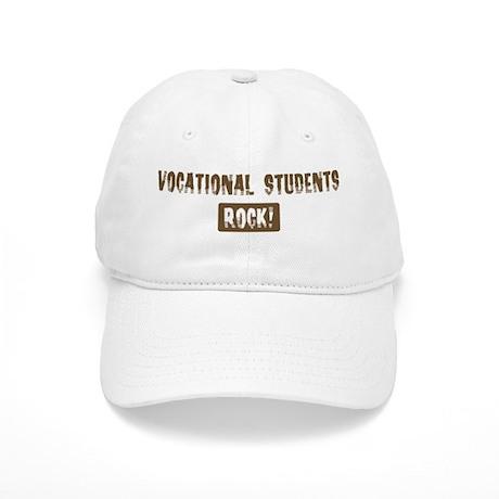 Vocational Students Rocks Cap