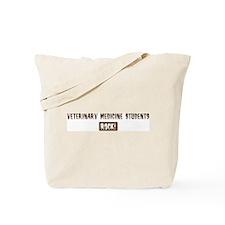 Veterinary Medicine Students Tote Bag