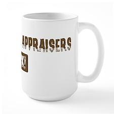Real Estate Appraisers Rocks Mug