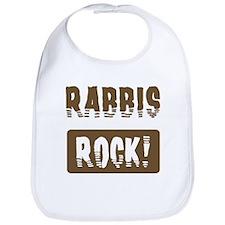 Rabbis Rocks Bib