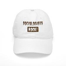 Sociologists Rocks Baseball Cap