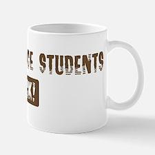 Social Science Students Rocks Mug