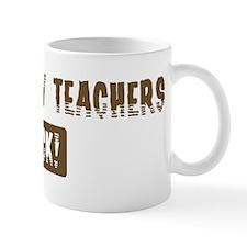 Psychology Teachers Rocks Small Mug