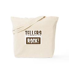 Tellers Rocks Tote Bag