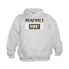Principals Rocks Hoodie