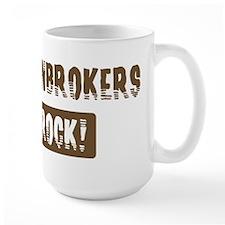 Pawnbrokers Rocks Mug