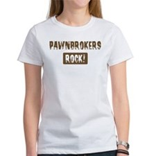 Pawnbrokers Rocks Tee