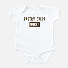 Pastry Chefs Rocks Infant Bodysuit