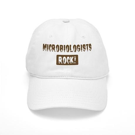 Microbiologists Rocks Cap