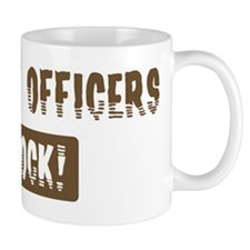Parole Officers Rocks Mug