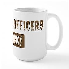 Parole Officers Rocks Mug