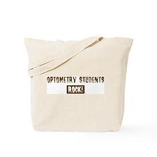 Optometry Students Rocks Tote Bag