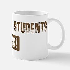 Optometry Students Rocks Small Small Mug