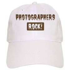 Photographers Rocks Baseball Cap