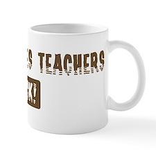 Peace Studies Teachers Rocks Mug