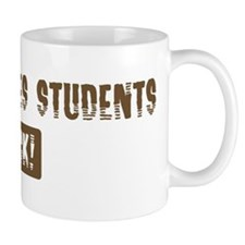 Peace Studies Students Rocks Mug