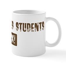 Peace Studies Students Rocks Mug