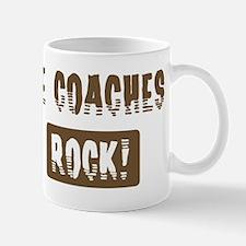 PE Coaches Rocks Mug