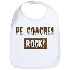 PE Coaches Rocks Bib